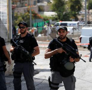 以色列警察