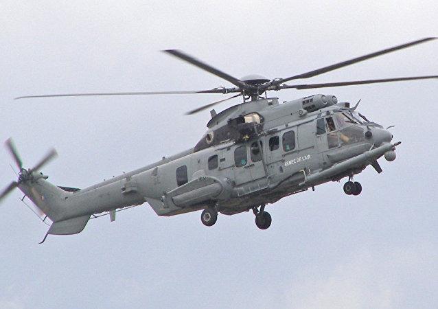 """""""狞猫""""(Caracal)直升机"""