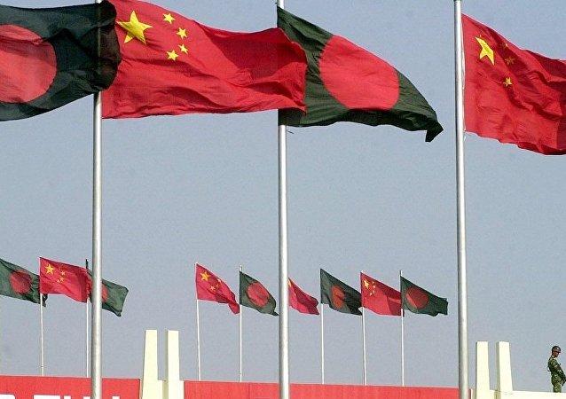 中国外交部:中国视孟加拉国为印度洋地区的重要合作伙伴