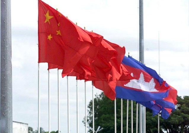 中国外交部:习近平访问柬埔寨将推动两国发展战略深度对接