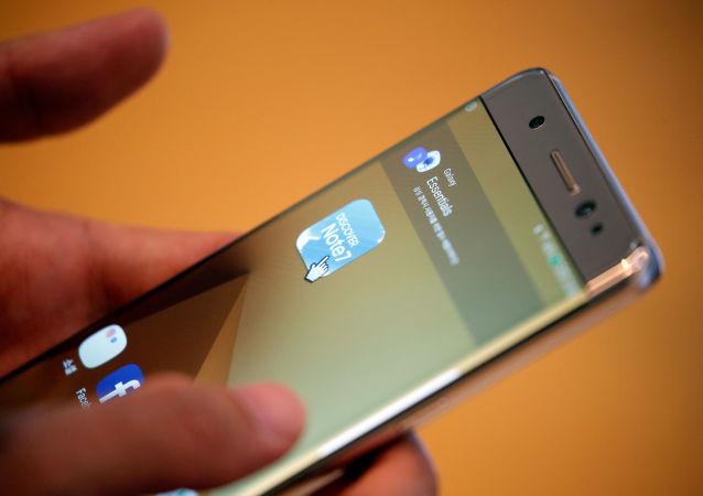 三星可能将因召回Galaxy Note 7而损失190亿美元