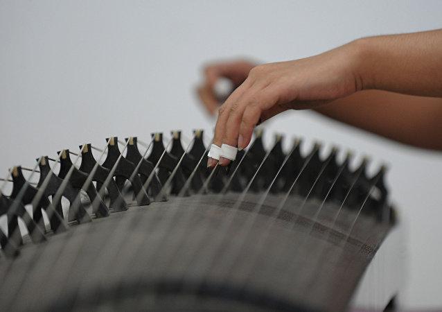 中国乐器将亮相俄下诺夫哥罗德展览