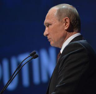 普京:对运动员形成偏见的部分原因是俄方自己工作失误造成