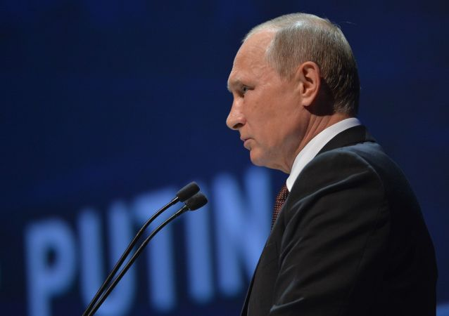 普京:俄国计划扩大对中日印三国的能源出口