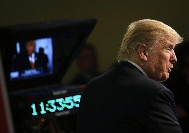 特朗普:克林顿对叙政策恐导致俄美冲突乃至第三次世界大战