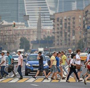 中国公司拟用废旧轮胎处理技术在莫斯科建设环保道路