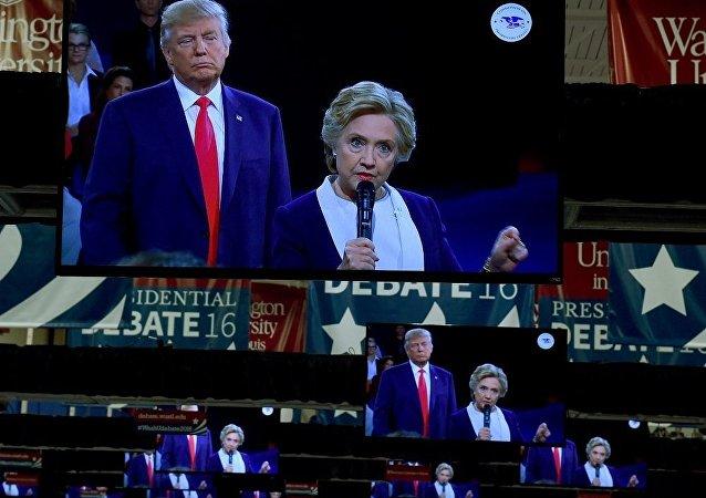 美国华裔更中意哪位总统候选人