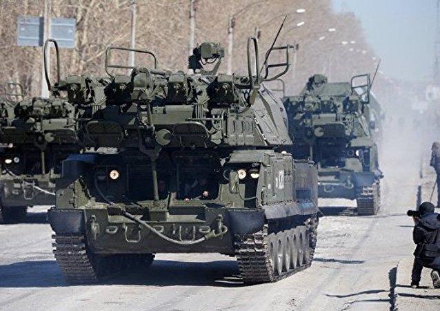 俄已成功测试基于新型物理原则的无线电电子武器