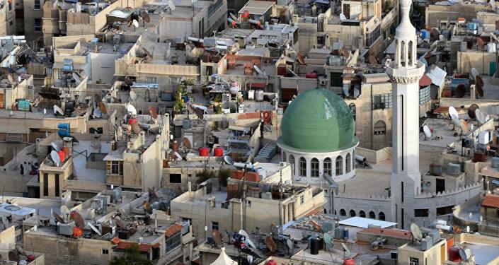 大馬士革在敘全國對話大會延期一事上指責美砂土三國