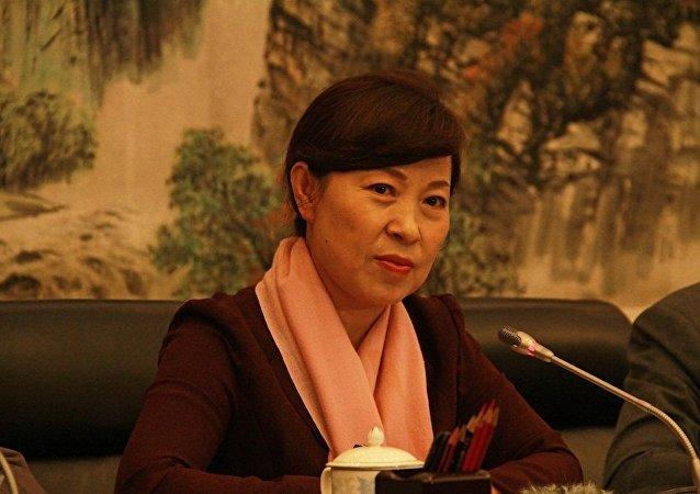 """陕西省副省长:""""一带一路""""战略改变了西部特别是西北地区对外开放格局"""
