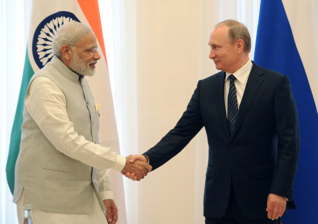 俄总统助理:普京与印度总理会谈的主要议题为核能源的合作