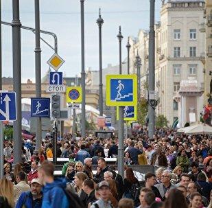 民調:86%俄羅斯人滿意自己的工作
