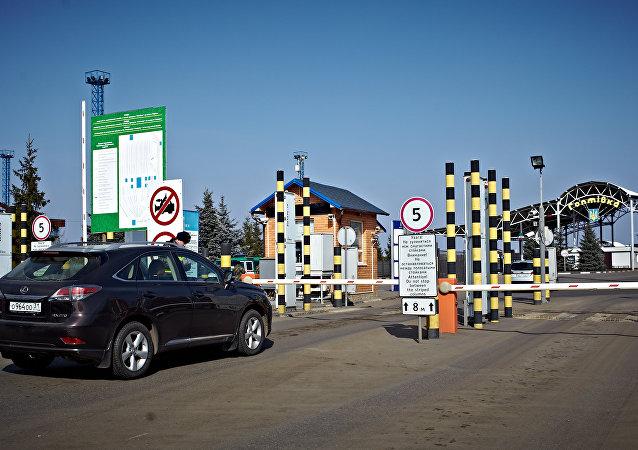 欧盟向白俄罗斯转交用于保卫乌克兰边境的设备