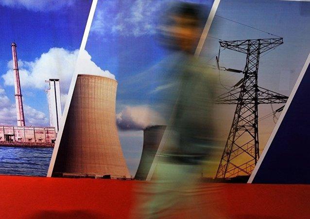 """印度请求中国为其进入核供应国之列""""开绿灯"""""""