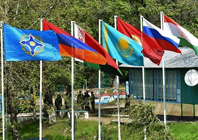 哈萨克斯坦有意强化集体安全条约组织的地位