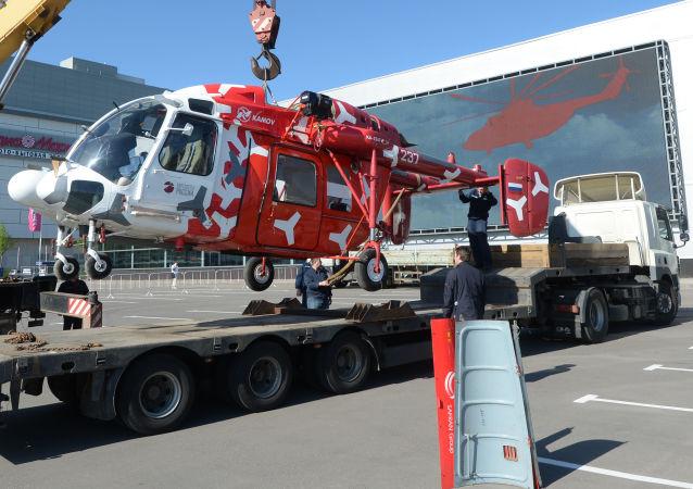 印度有望获得装备齐全的卡-226T直升机