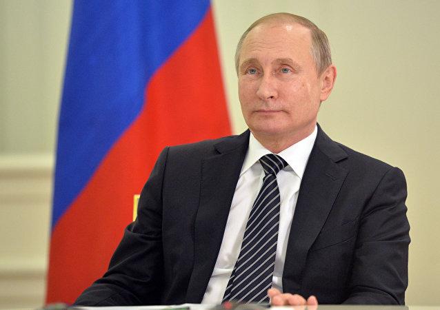普京:俄印深化能源领域合作