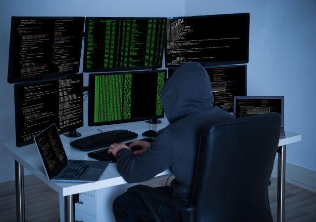 黑客攻击事件/资料图片/