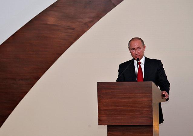 普京:俄印合作不仅限于能源领域