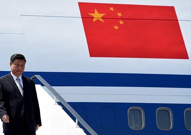 中国外交部:习近平访问拉美途中将经停意大利与西班牙