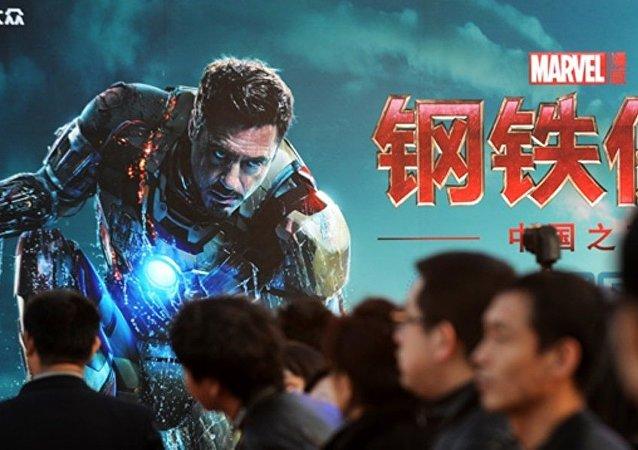 中国收购好莱坞打造软实力