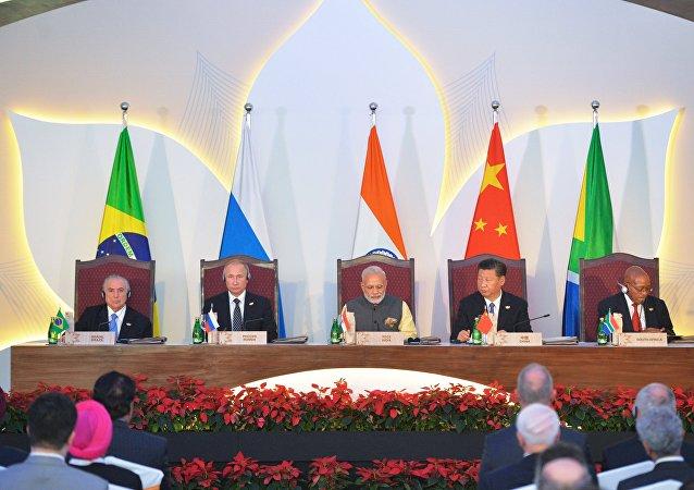 金砖国家领导人商定尽快成立自己的评级机构