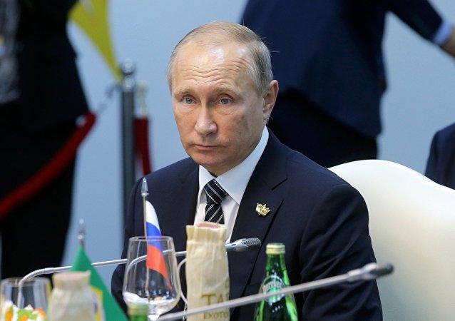 俄副外长:普京向金砖国家阐明俄方对叙利亚和美国政策的立场