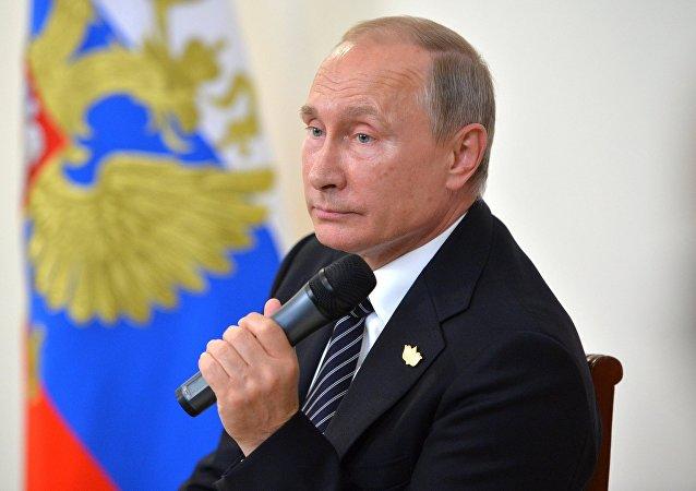 普京称美关系崩溃始于南斯拉夫