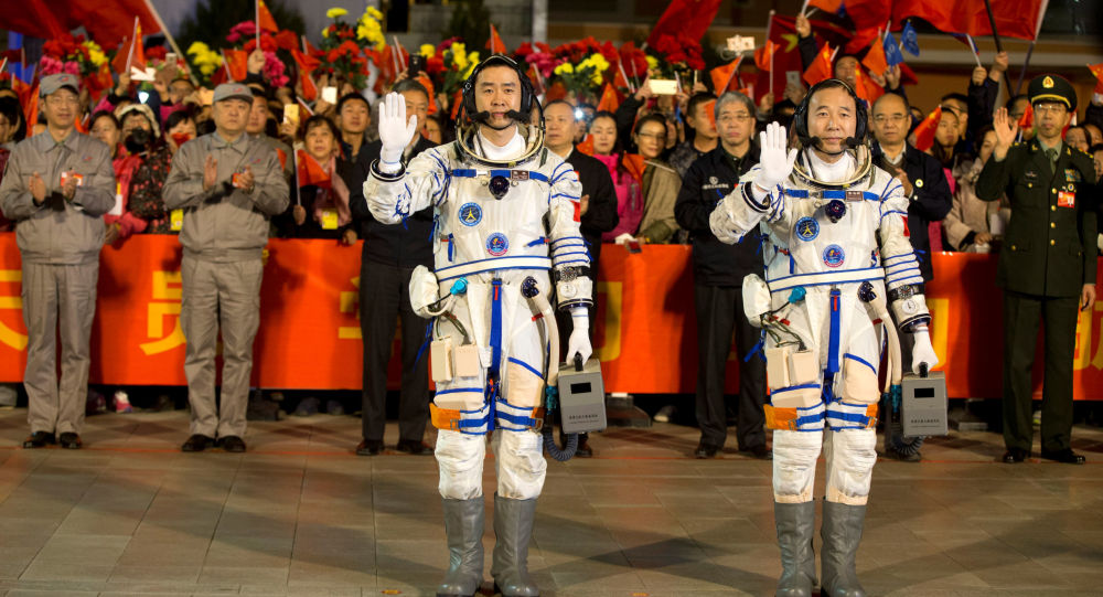 神舟十一号飞船将于18日返回地球