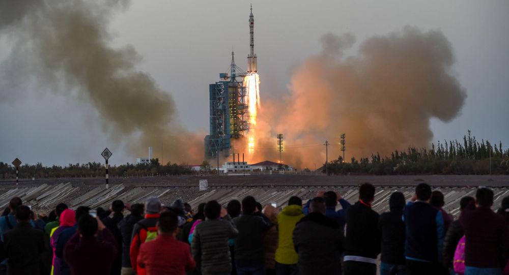 中国载人航天工程办公室:神舟十一号成功返回标志着中国空间实验室任务取得重要成果