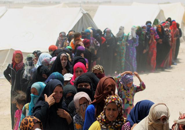 红十字会:摩苏尔的军事行动加剧当地人道灾难