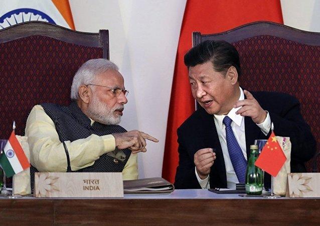 中印将在全球治理中开展合作