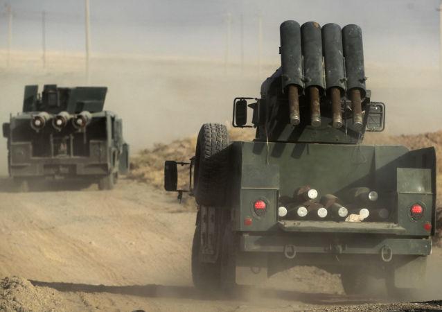 联合国:保护和平居民应是摩苏尔军事战略的主要部分