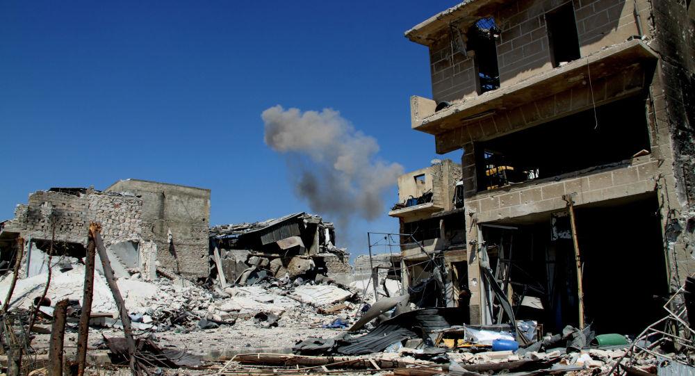 俄国防部:阿勒颇从9月初起已经有130多名儿童死于武装分子的炮击