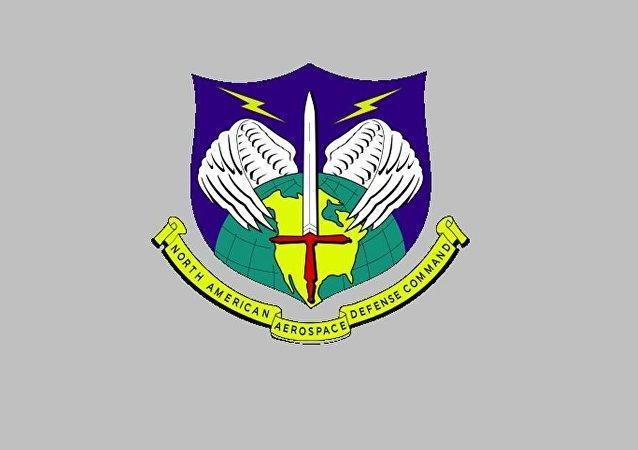 北美空防司令部徽章