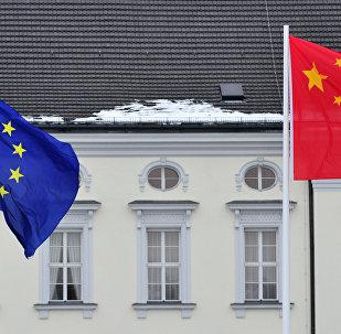 Китай ЕС