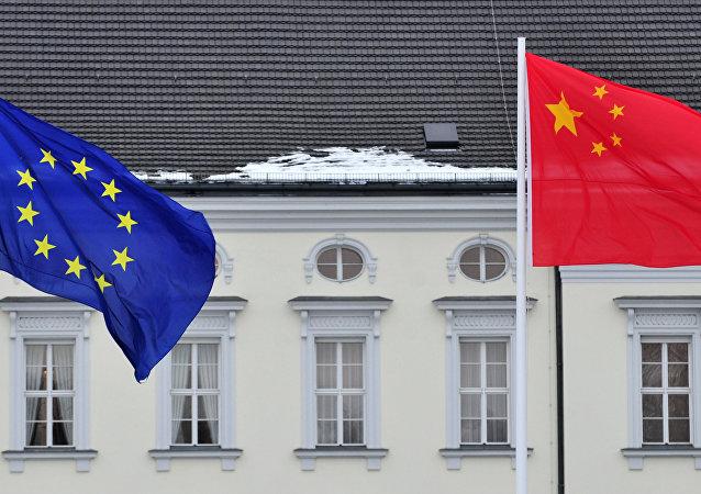 中国不认同欧盟商会关于中国工业发展战略的报告