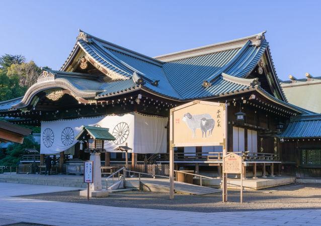首尔对日本政客参拜靖国神社表示抗议