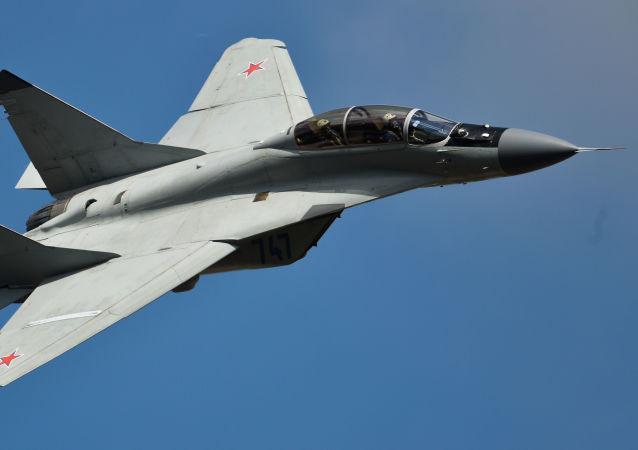 俄副总理呼吁完善米格-35时考虑在叙作战经验