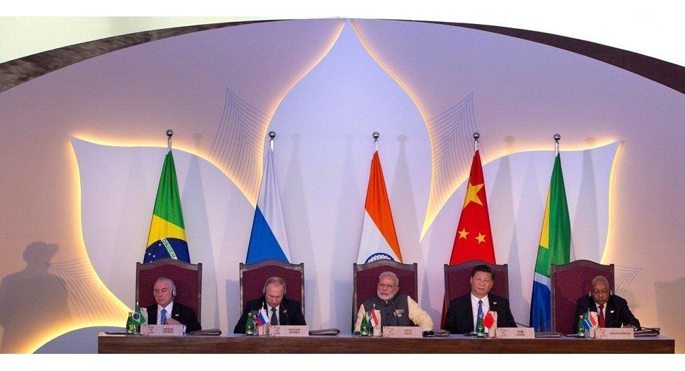中国商务部:中方将重点推动金砖国家贸易投资便利化等领域合作