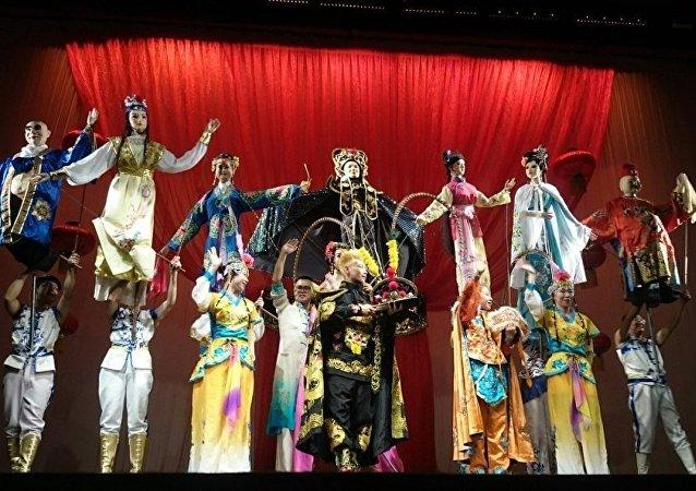 国际木偶戏节