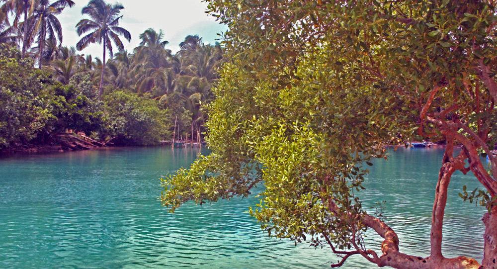 菲律宾图巴包岛