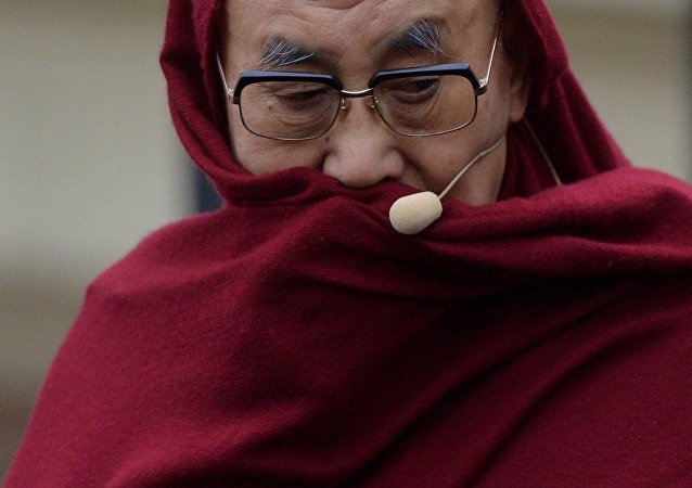 中国外交部:中方坚决反对捷克政要会见达赖喇嘛