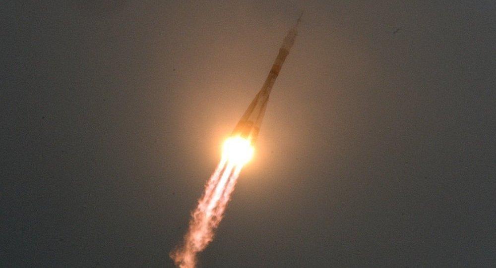 """""""联盟-FG""""  运载火箭"""