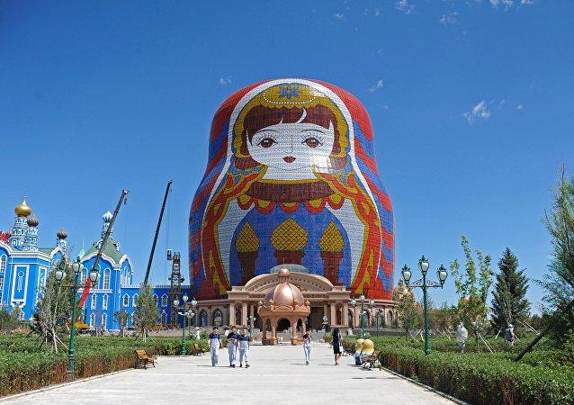 满洲里市中俄边境旅游区将成为中国5A级景区