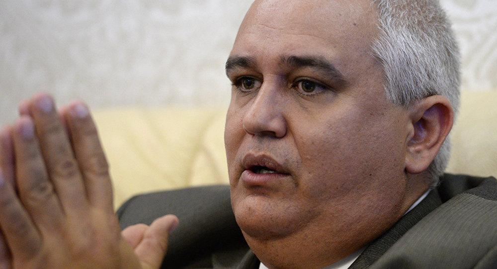 古巴驻俄罗斯大使埃米利奥∙洛萨达∙加尔西亚