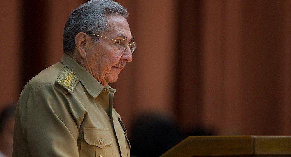 俄军事专家认为必须评估与劳尔·卡斯特罗离职有关的前景