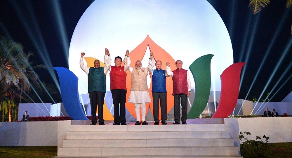 专家预计金砖国家将在中国担任轮值主席期间得到加强并扩大活动