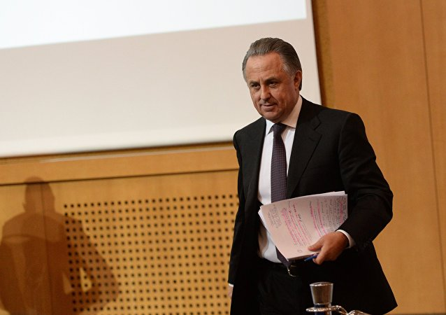 普京同意提名穆特科出任副总理主管体育