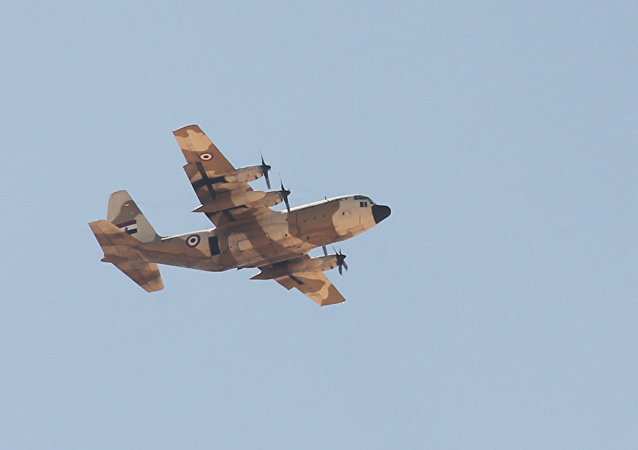 俄埃空降部队在首次非洲联合演习框架下完成登陆